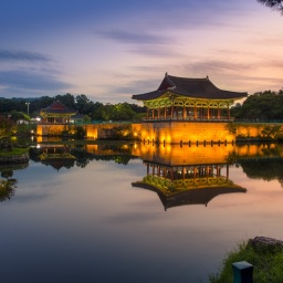 South Korea – 2 Days in Gyeongju