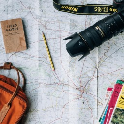 Missing travelling? Here is a list of 100 things to do to help you travel… from home!